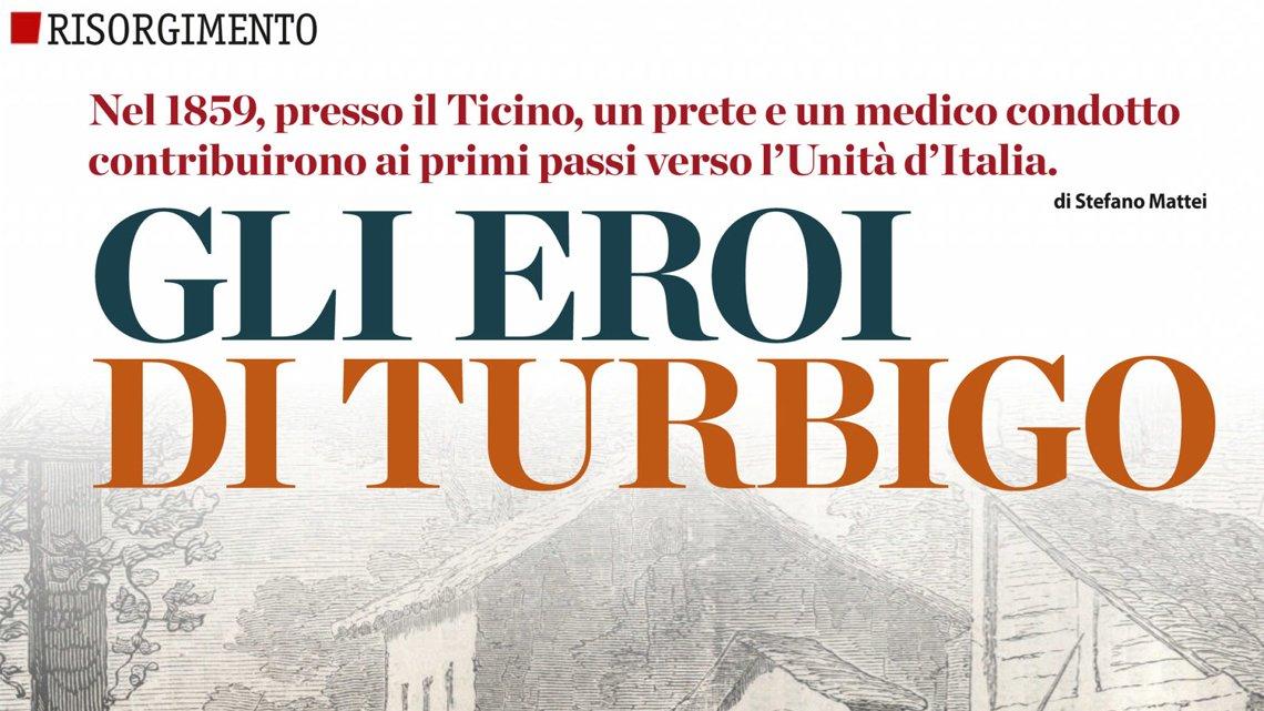 'Gli eroi di Turbigo' riscoperti dalla rivista 'Focus storia'