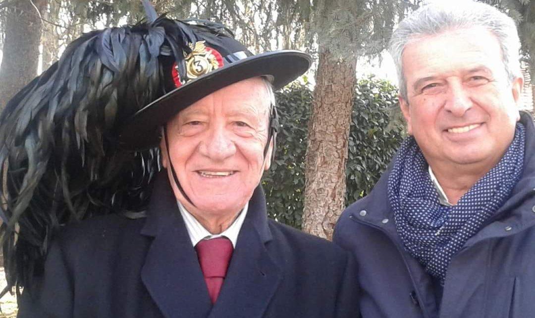 I più cari auguri a Benito Pochesci, per l'85° compleanno.